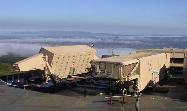 Un radar transportable AN/TPY-2 - Sputnik Mundo