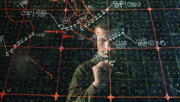 Las maniobras de las Fuerzas Aeroespaciales (archivo) - Sputnik Mundo