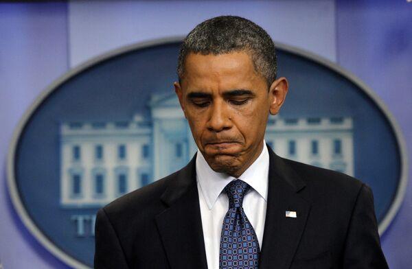 Barack Obama - Sputnik Mundo