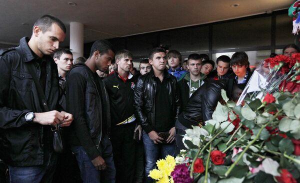 Comienzan tres días de luto en la provincia rusa de Yaroslavl por muertos en accidente aéreo - Sputnik Mundo