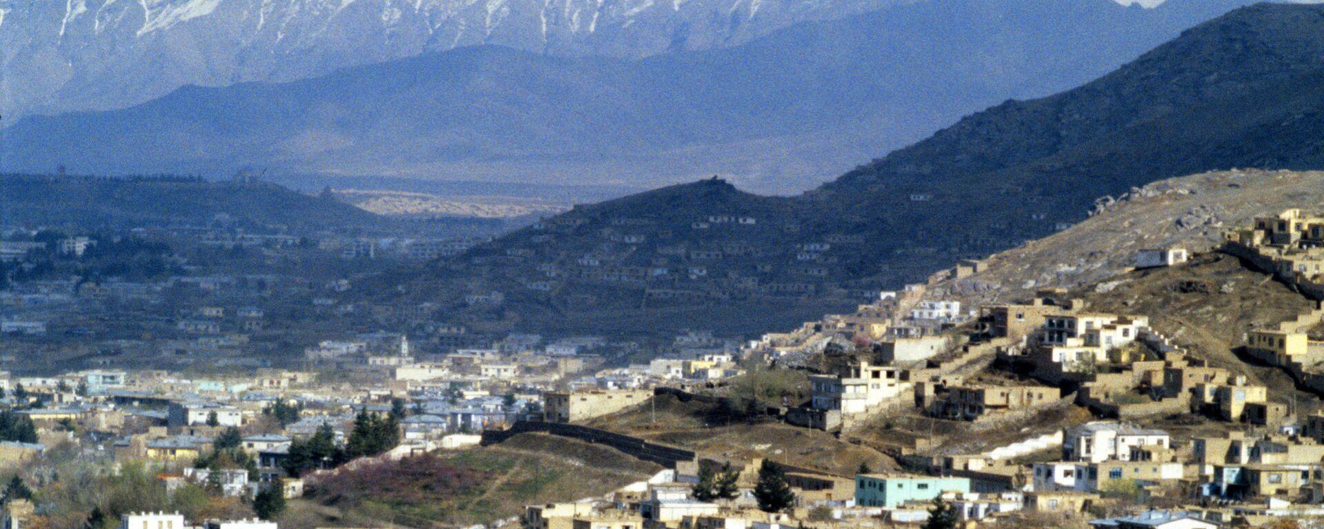 Kabul, capital de Afganistán - Sputnik Mundo, 1920, 18.08.2021