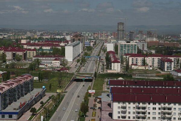 Chechenia - Sputnik Mundo
