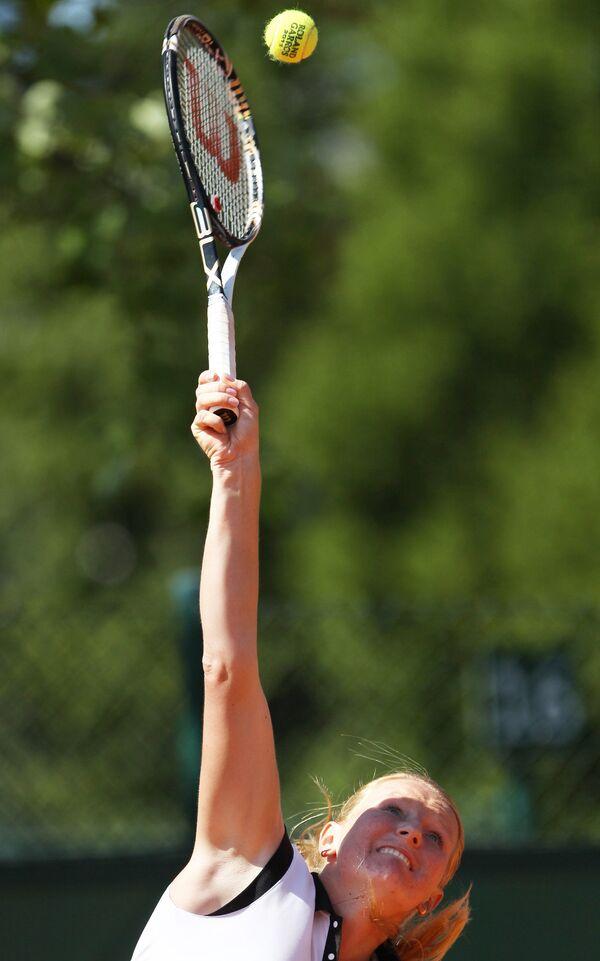 El partido Rusia – España de la Copa Federación de Tenis 2012 se jugará en Moscú - Sputnik Mundo