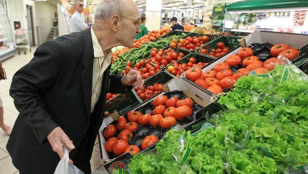 Supermercado en Rusia - Sputnik Mundo