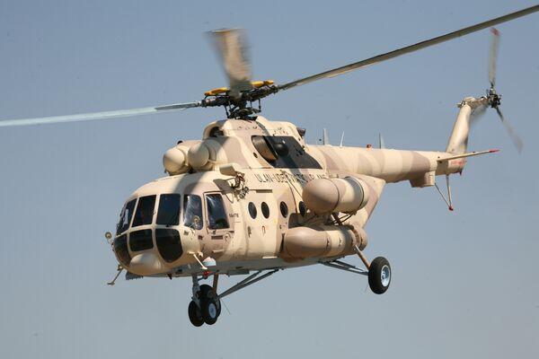 Mi-171E - Sputnik Mundo