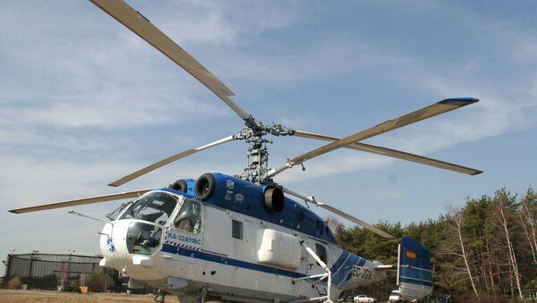 Helicóptero Ka-32 (archivo) - Sputnik Mundo
