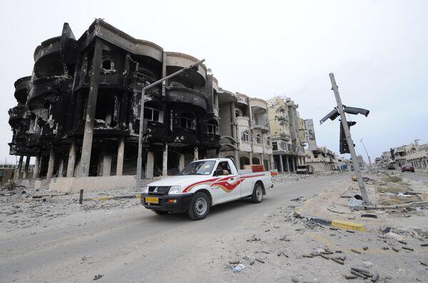 Catar reconoce haber participado en operaciones militares en Libia - Sputnik Mundo