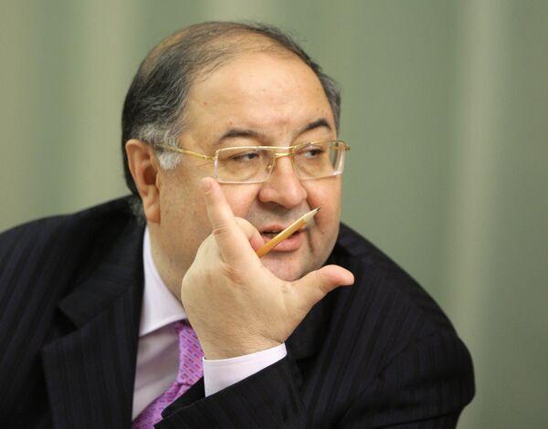 Alisher Usmánov - Sputnik Mundo