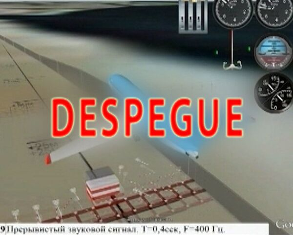 Reconstrucción del accidente aéreo en que murieron jugadores de hockey de Lokomotiv - Sputnik Mundo