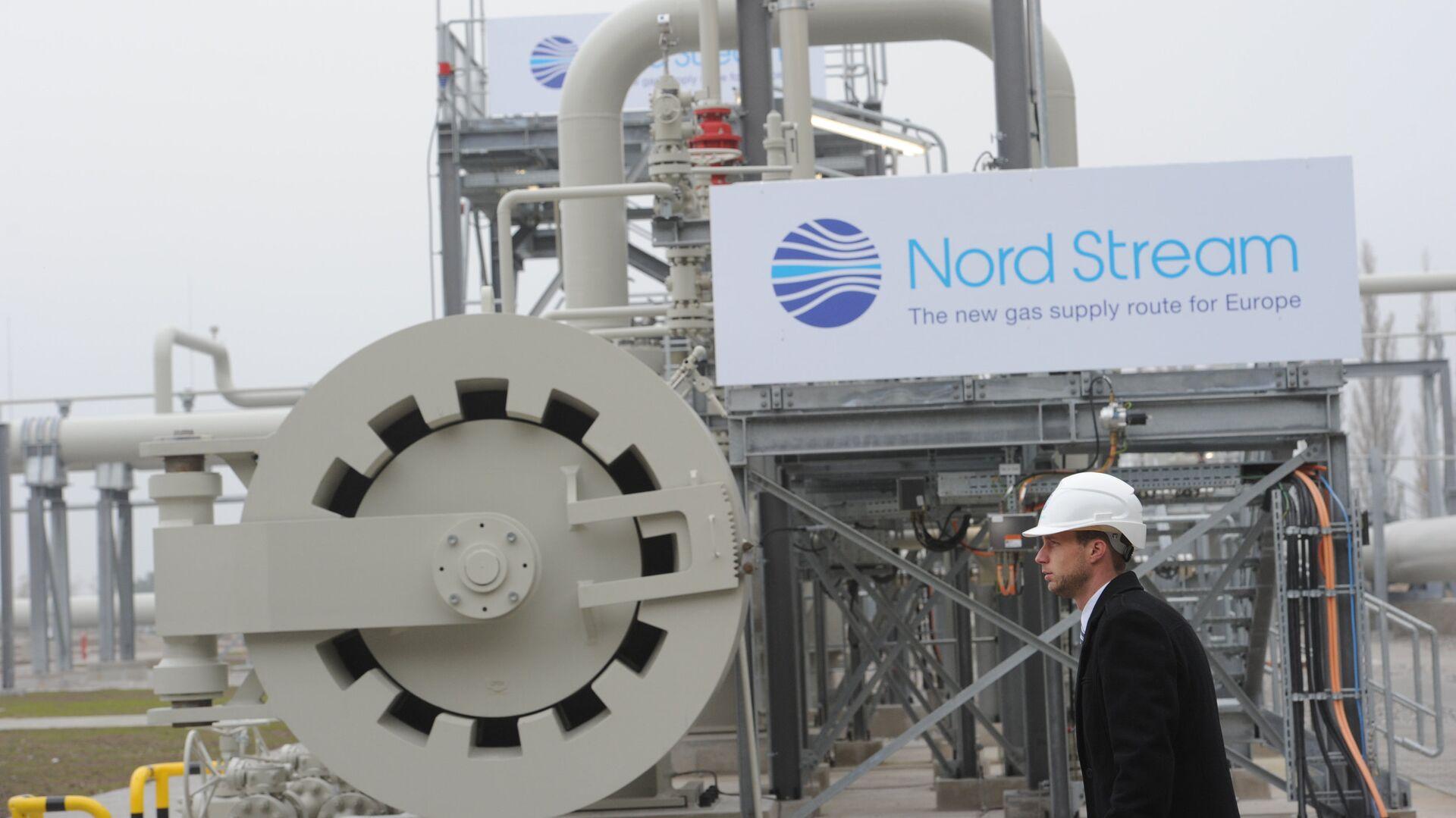 El gasoducto Nord Stream  - Sputnik Mundo, 1920, 10.05.2021