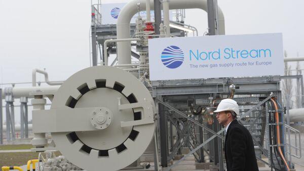 El gasoducto Nord Stream  - Sputnik Mundo