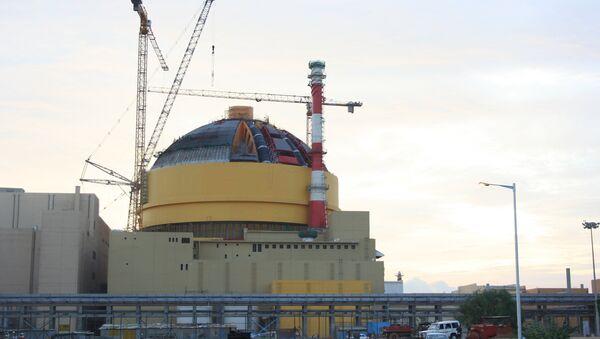 La central nuclear de Kudankulam en la India será puesta en marcha a finales de verano - Sputnik Mundo