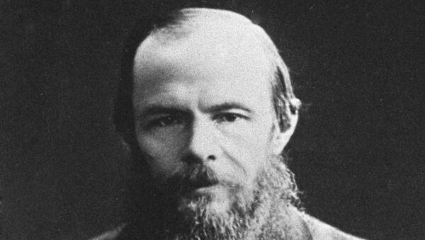 Fiódor Dostoyevski, escritor ruso - Sputnik Mundo