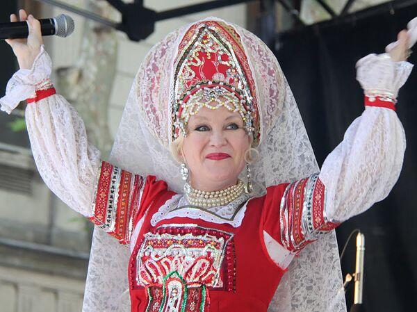 "Festival de la cultura rusa ""Madrecita Rusia"" se celebra en Buenos Aires - Sputnik Mundo"