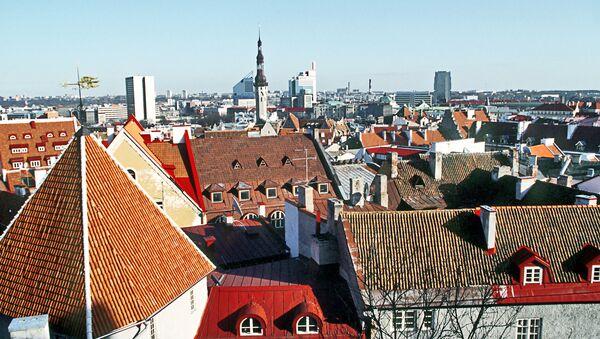Tallin, Estonia - Sputnik Mundo