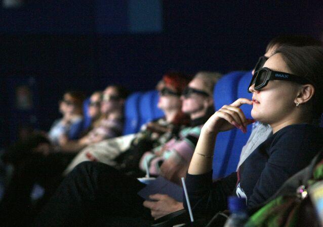 Cine en Moscú