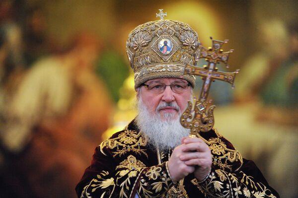 El Patriarca de Moscú y Toda Rusia Kiril cumple 65 años - Sputnik Mundo