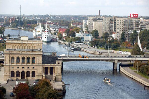 Kaliningrado - Sputnik Mundo