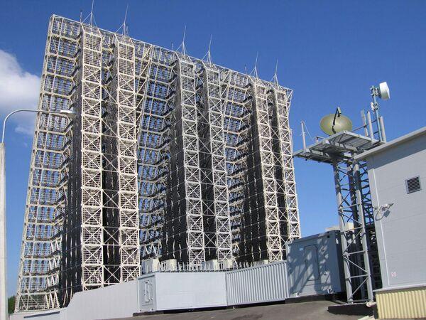 Radar Voronezh-DM - Sputnik Mundo