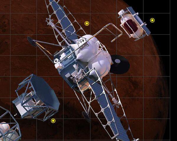 Rusia enviará una misión a Marte tras explorar la Luna - Sputnik Mundo