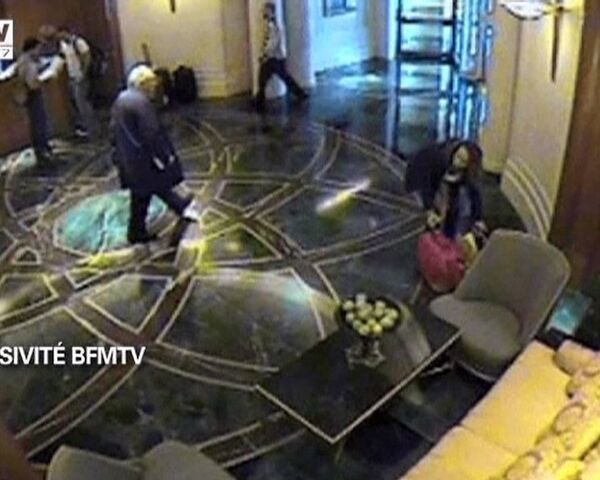 Publican el video de Strauss-Kahn en el hotel Sofitel - Sputnik Mundo