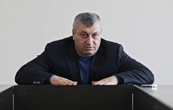 Eduard Kokoity - Sputnik Mundo