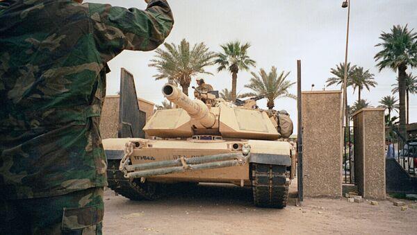 EEUU traspasa a Irak su última base militar en territorio iraquí - Sputnik Mundo