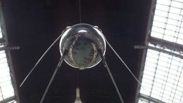 Sputnik, el primer satélite artificial de la Tierra (archivo) - Sputnik Mundo