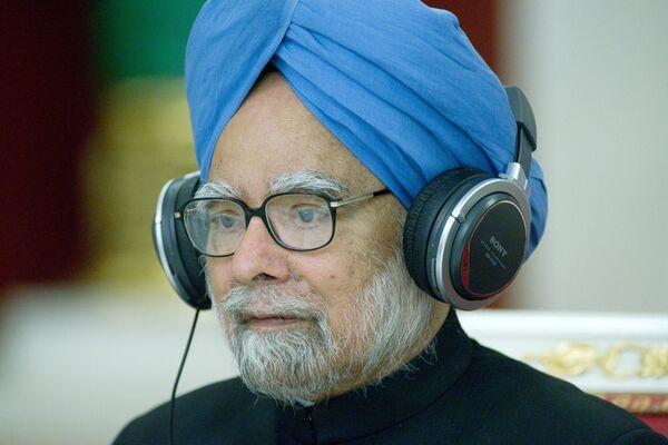 Manmohan Singh - Sputnik Mundo