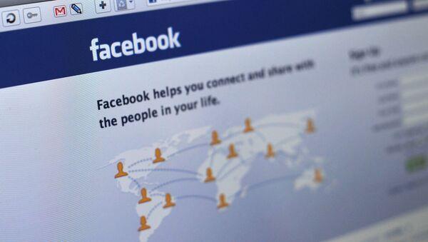 Facebook contribuye más que Portugal a la economía mundial - Sputnik Mundo