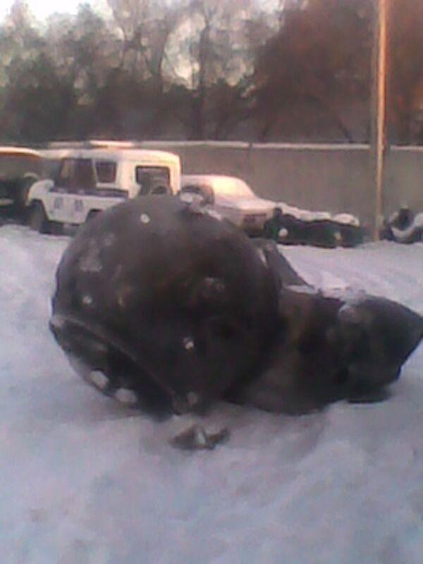 Hallan en Rusia otro presunto fragmento del satélite Meridian - Sputnik Mundo
