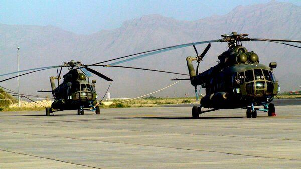 Fábrica rusa entrega helicóptero Mi-17 número 3.500 a la Fuerza Aérea de la India - Sputnik Mundo