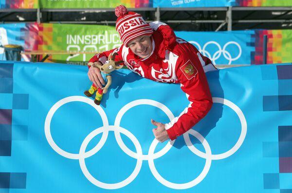 Selección rusa ocupa el primer lugar en la clasificación por equipos en los JJOO juveniles de Innsbruck - Sputnik Mundo