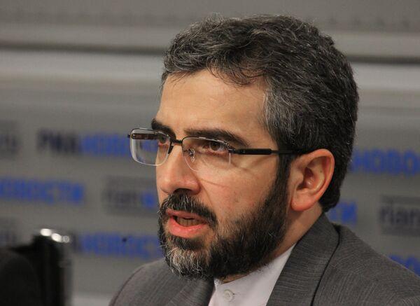 Secretario adjunto del Consejo Supremo de Seguridad Nacional de Irán Ali Baqeri - Sputnik Mundo