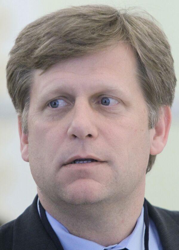 Michael McFaul - Sputnik Mundo