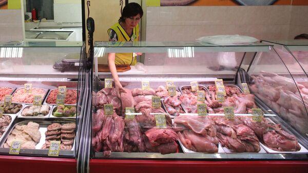 Costa Rica recibe autorización para suministrar carne a Rusia - Sputnik Mundo