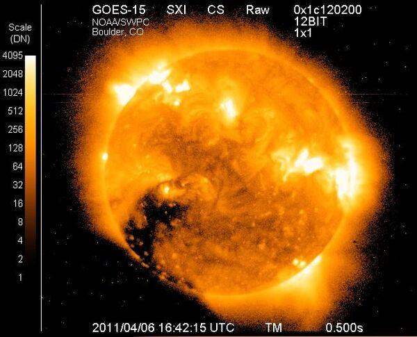 Expertos pronostican tormenta magnética para los próximos domingo y lunes - Sputnik Mundo