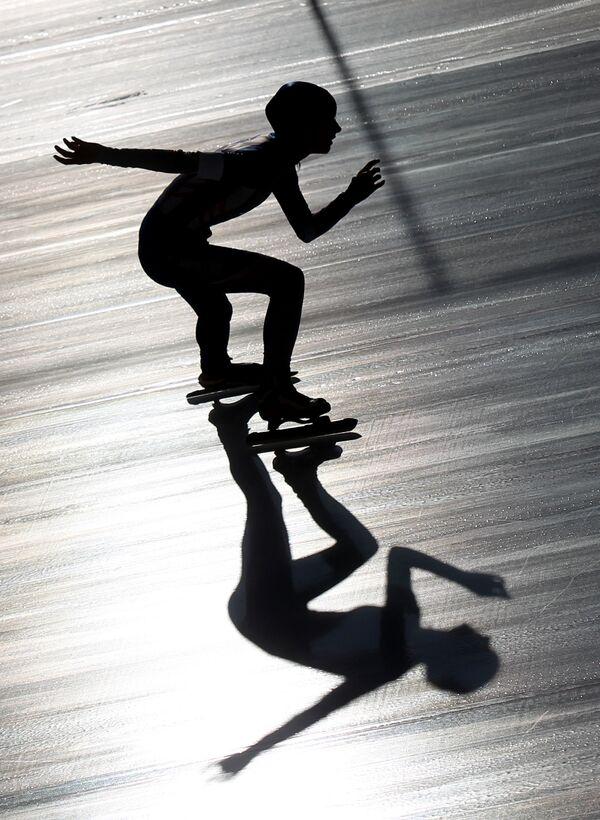 Las mejores imágenes de las Olimpíadas Juveniles de Invierno 2012 - Sputnik Mundo