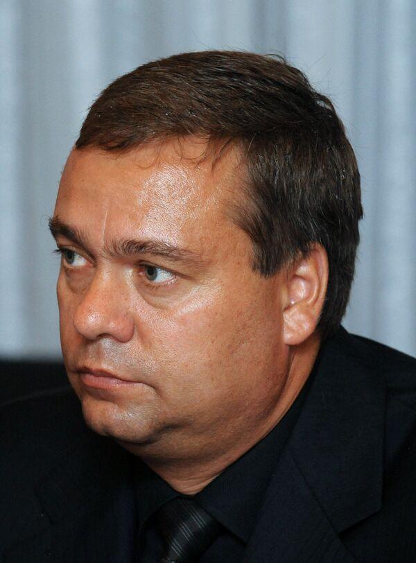 El presidente en funciones de Osetia del Sur, Vadim Bróvtsev - Sputnik Mundo