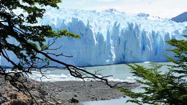 Glaciar en Chile - Sputnik Mundo