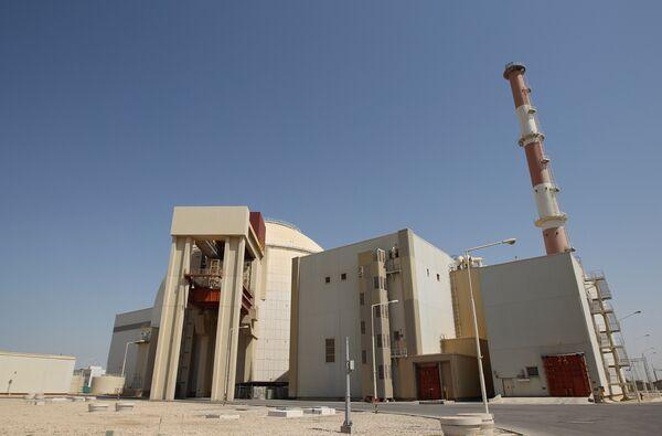 La planta nuclear de Bushehr - Sputnik Mundo