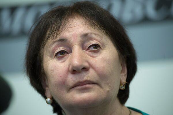 Ala Dzhióyeva - Sputnik Mundo