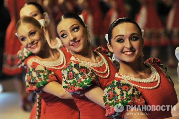 Conjunto de Danza Moiséyev, guardián de tradiciones folklóricas  - Sputnik Mundo