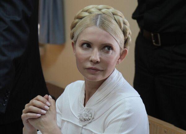 Yulia Timoshenko - Sputnik Mundo