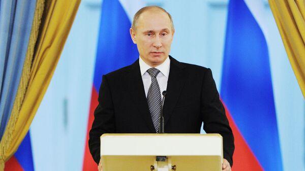 Putin es fiel al principio de continuidad en política exterior - Sputnik Mundo