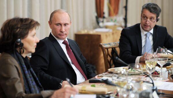 Putin promete apoyar todas las iniciativas para erradicar la corrupción - Sputnik Mundo