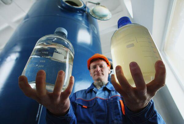 Casi 800 millones de personas del planeta consumen agua contaminada - Sputnik Mundo