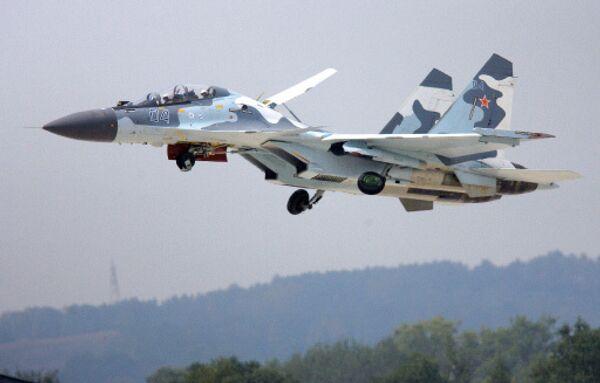 Su-30 - Sputnik Mundo