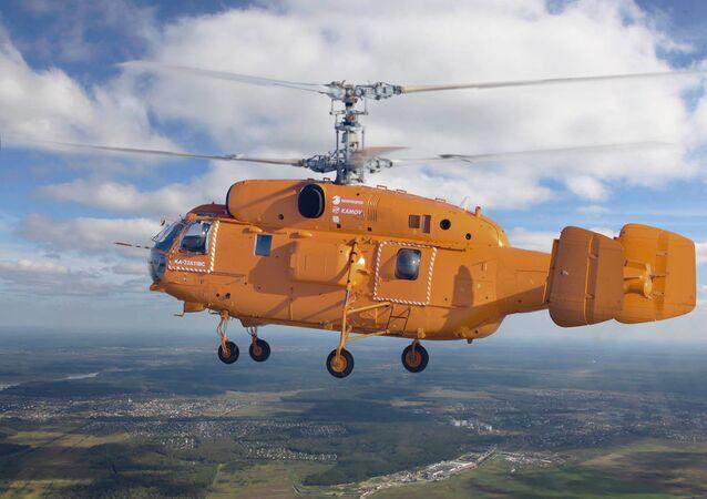 Helicóptero polivalente Ka-32