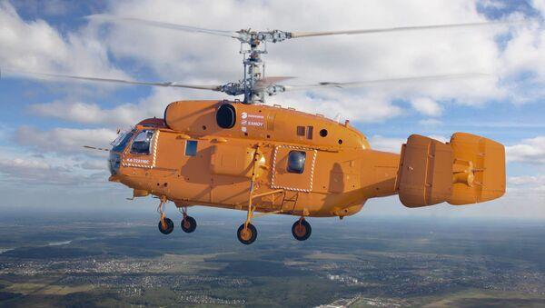 Helicóptero polivalente Ka-32 - Sputnik Mundo